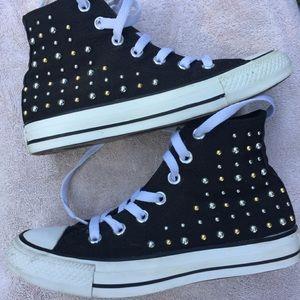 😍 Converse studded Chuck Taylor high tops